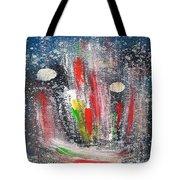 Cosmic Blue 67 Tote Bag