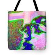 Cosmic Consciousness Tote Bag