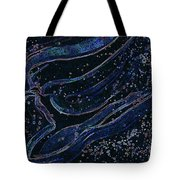 Cosmic Dancer By Jrr Tote Bag by First Star Art