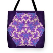 Cosmic Dragonfly Tote Bag