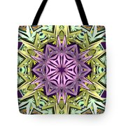 Cosmic Electricity Tote Bag