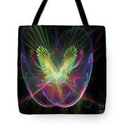 Cosmic Flight Tote Bag