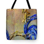 Cosmic Mitochondria Tote Bag