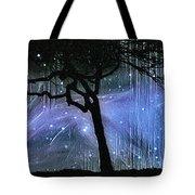 Cosmic Night Tote Bag
