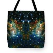 Cosmic Phoenix  Tote Bag