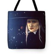 Cosmic Pilgrim Tote Bag