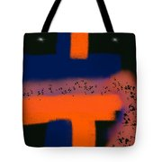 Cosmic Sausage Tote Bag