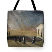 Cosmic Shift Tote Bag