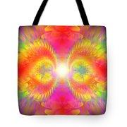 Cosmic Spiral Ascension 02 Tote Bag
