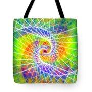 Cosmic Spiral Ascension 03 Tote Bag
