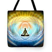 Cosmic Spiral Ascension 04 Tote Bag