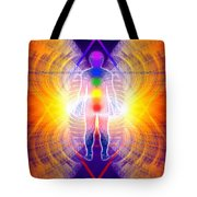 Cosmic Spiral Ascension 06 Tote Bag