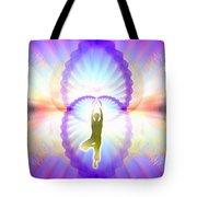 Cosmic Spiral Ascension 07 Tote Bag