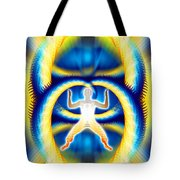 Cosmic Spiral Ascension 08 Tote Bag