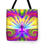 Cosmic Spiral Ascension 09 Tote Bag