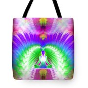 Cosmic Spiral Ascension 13 Tote Bag