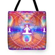 Cosmic Spiral Ascension 15 Tote Bag