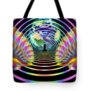 Cosmic Spiral Ascension 16 Tote Bag