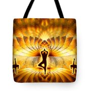 Cosmic Spiral Ascension 23 Tote Bag