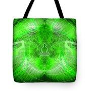 Cosmic Spiral Ascension 24 Tote Bag