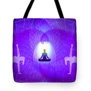 Cosmic Spiral Ascension 28 Tote Bag