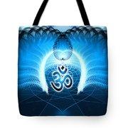 Cosmic Spiral Ascension 30 Tote Bag