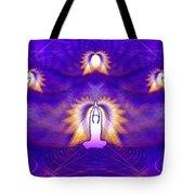 Cosmic Spiral Ascension 31 Tote Bag