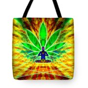 Cosmic Spiral Ascension 34 Tote Bag