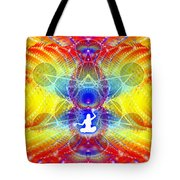 Cosmic Spiral Ascension 56 Tote Bag