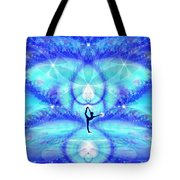 Cosmic Spiral Ascension 65 Tote Bag