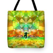 Cosmic Spiral Ascension 66 Tote Bag