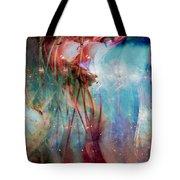 Cosmic String Tote Bag
