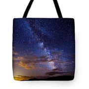 Cosmic Traveler  Tote Bag