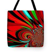 Cosmic Wimpout 1980 Tote Bag