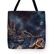 Cosmo Jet Tote Bag