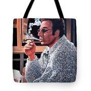Cosmo Kramer Tote Bag