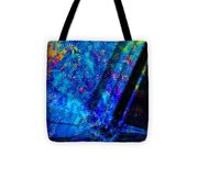 Cosmos Of Colour Tote Bag