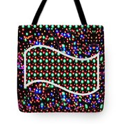 Cosmos Riot Of Colorful Stars And The Sky Materials  Remember Our Planet Look The Same From That Dis Tote Bag