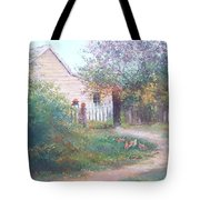 Gossiping  Tote Bag
