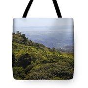 Costa Rica Landscape Tote Bag