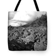 Costa Rican Volcanic Rock  Tote Bag