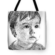 Costin Boy Tote Bag