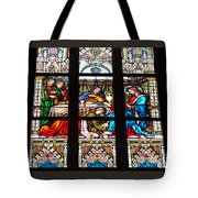 Costly Devotion Tote Bag by Ann Horn