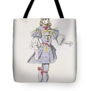 Costume Design For Geometry In A 17th Tote Bag