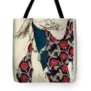 Costume Design Tote Bag