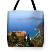 Cote D'azur Tote Bag
