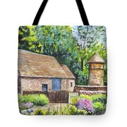 Cotswold Barn Tote Bag