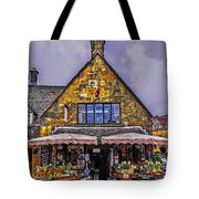 Cotswold Street Market Tote Bag
