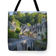 Cotswold Village Tote Bag