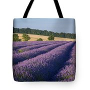 Cotswolds Lavender Tote Bag